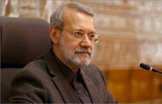 رئیس مجلس از تندیس شهید مطهری رونمایی کرد
