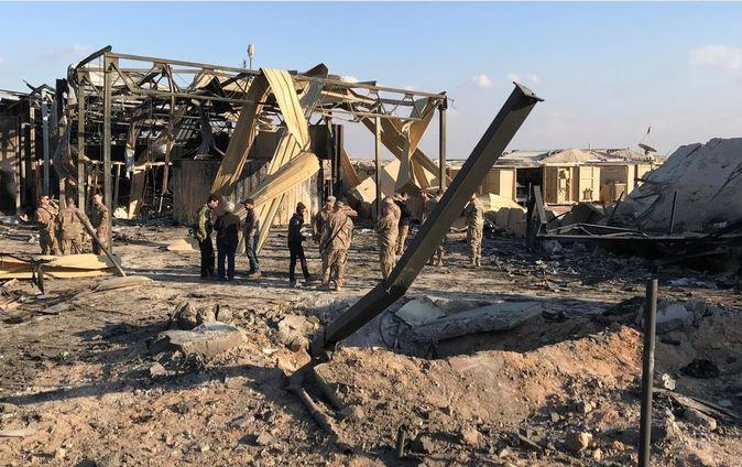 نظامی آمریکایی شوک حمله موشکی ایران را مانند تصادف با کامیون دانست