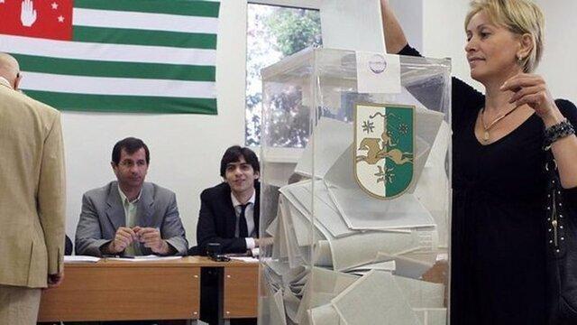 برگزاری انتخابات ریاستی آبخازیا در سایه کرونا