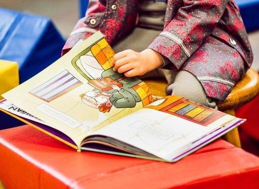 کتابخوانی تلفنی برای بچه ها کشور استونی در روزهای کرونایی