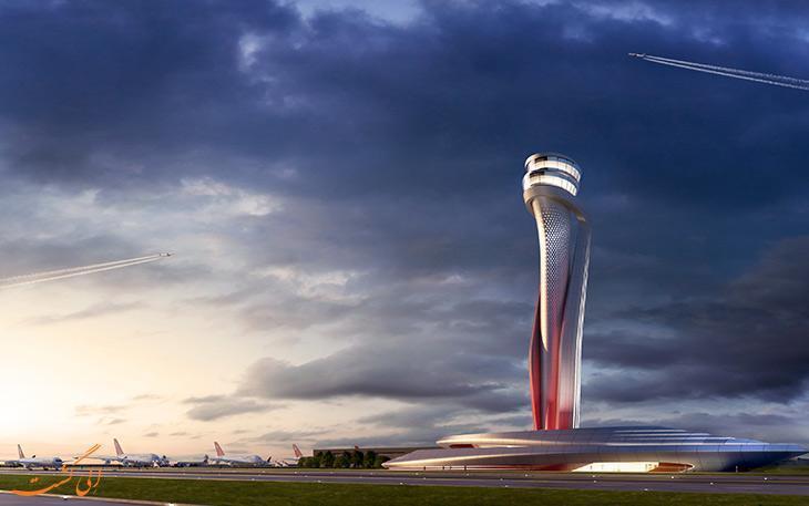 چطور از فرودگاه جدید استانبول به مرکز شهر برویم؟