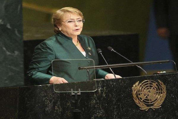 چین باشله را به نقض منشور سازمان ملل متهم کرد