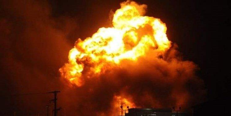 بمباران سه مقر داعش به دست حشدالشعبی