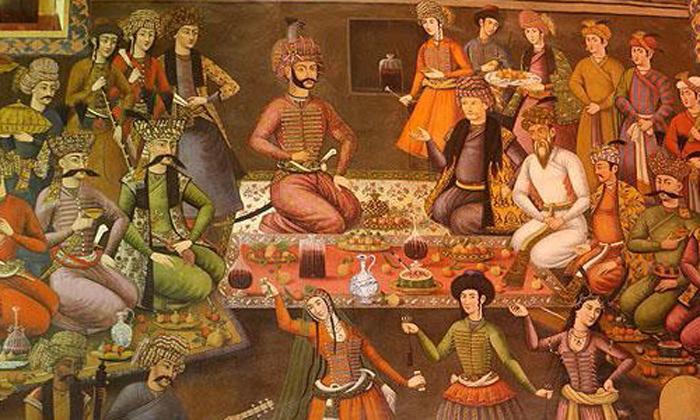 چرا در دوره شاه عباس کسی ناهار نمی خورد؟
