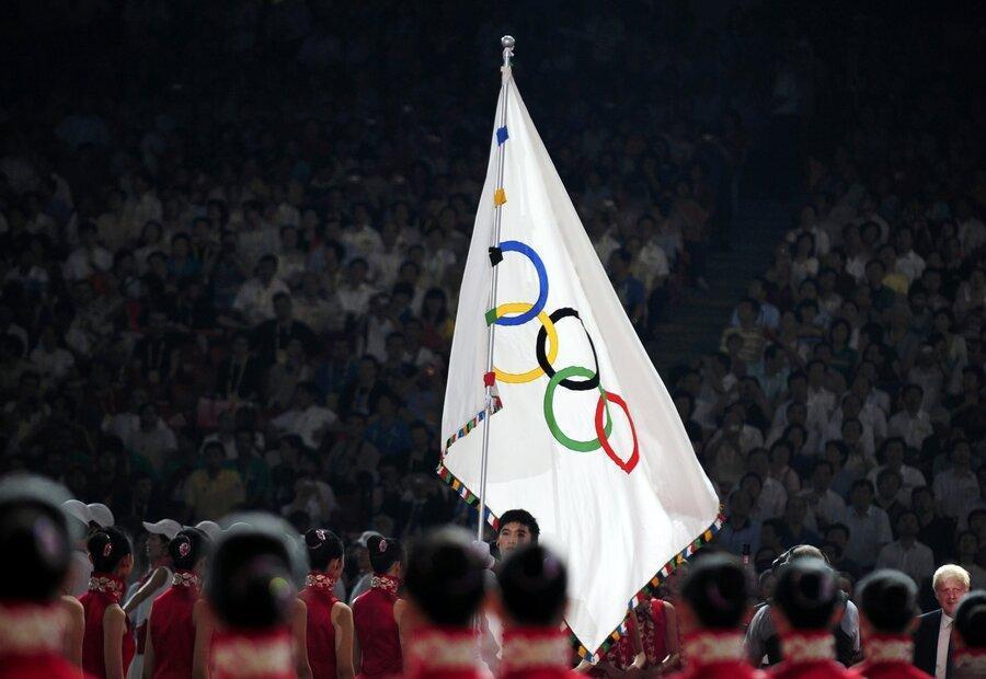 المپیک 2020 و افتتاحیه ای که امروز برگزار نشد