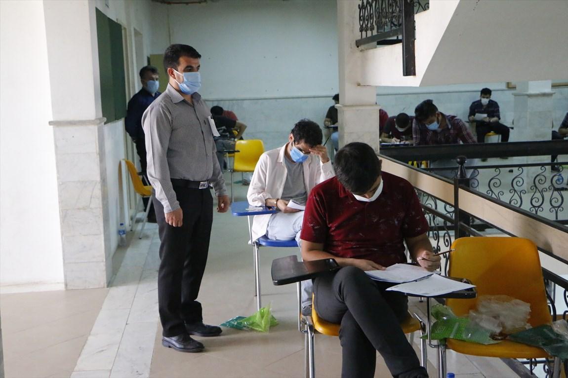 دانشگاه آزاد اسلامی بجنورد میزبان 2 هزار و 600 داوطلب آزمون سراسری 99
