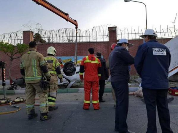 پرتصادف ترین مناطق پایتخت اعلام شد، بیشترین دلیل تصادفات در تهران چیست؟