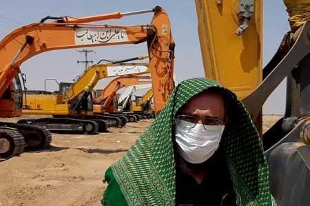 کشف خاکریزی از دفاع مقدس در خاک عراق به همراه 8 شهید